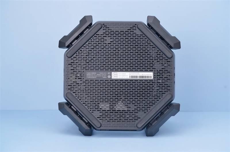 小米AX9000路由器评测:三频12天线 USB再无遗憾 999元的照片 - 12