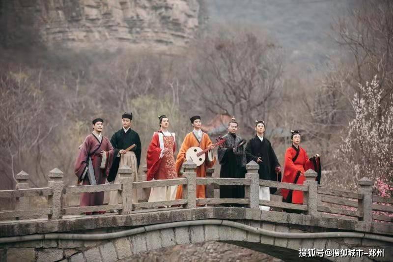 清明假期圆满收官 第三届中国云台山汉服花朝节完美落幕