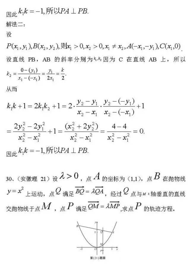 图片[24]-高中数学最经典50题-小e英语课堂