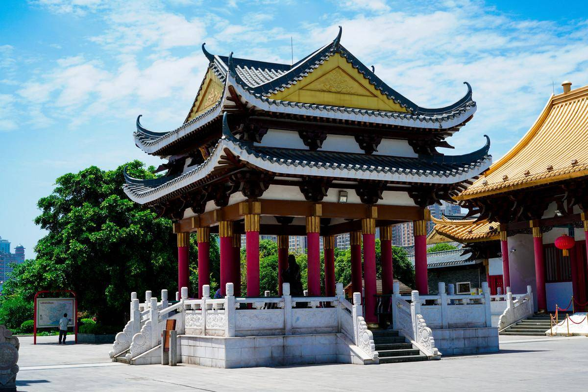 广西几经兴废的古建筑,是祭祀孔子的地方