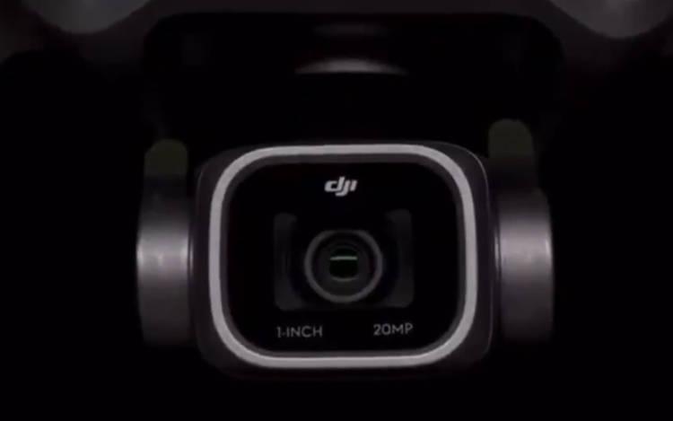 大疆Mavic Air 2S相机或有重大升级 采用2000万像素一英寸大底