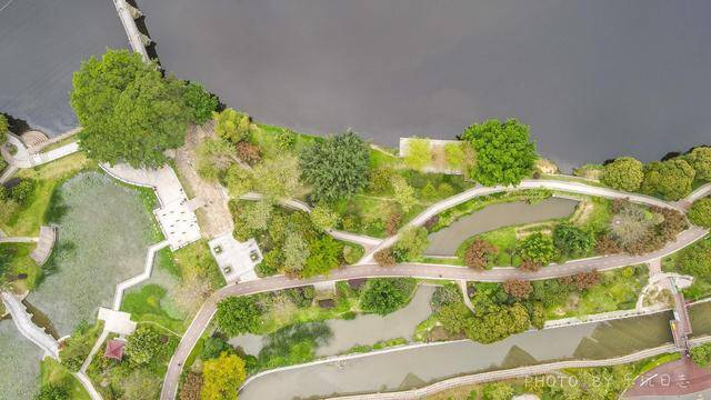 中国最北盛产荔枝的地方,带你去看莆田的城市绿肺,绶溪公园