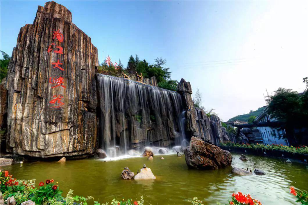 """原创             贵州全长四十多公里的大峡谷,曾获""""中国最佳绿色生态景区"""""""