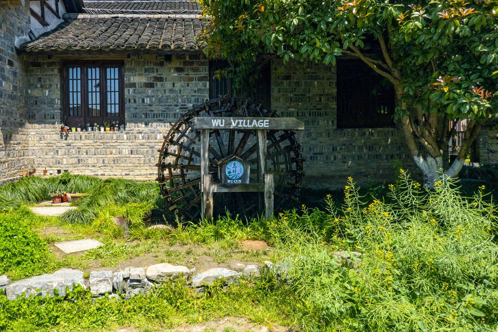 很多人都没发现,乌镇旁边的乌村,其实是休闲亲子游的好地方