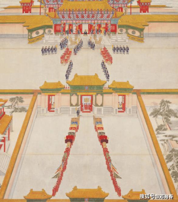 清朝重要的举国盛事:皇帝大婚