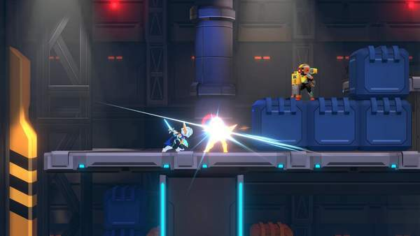 2D动作游戏《堕落骑士》6月23日发售 快节奏高难度多结局
