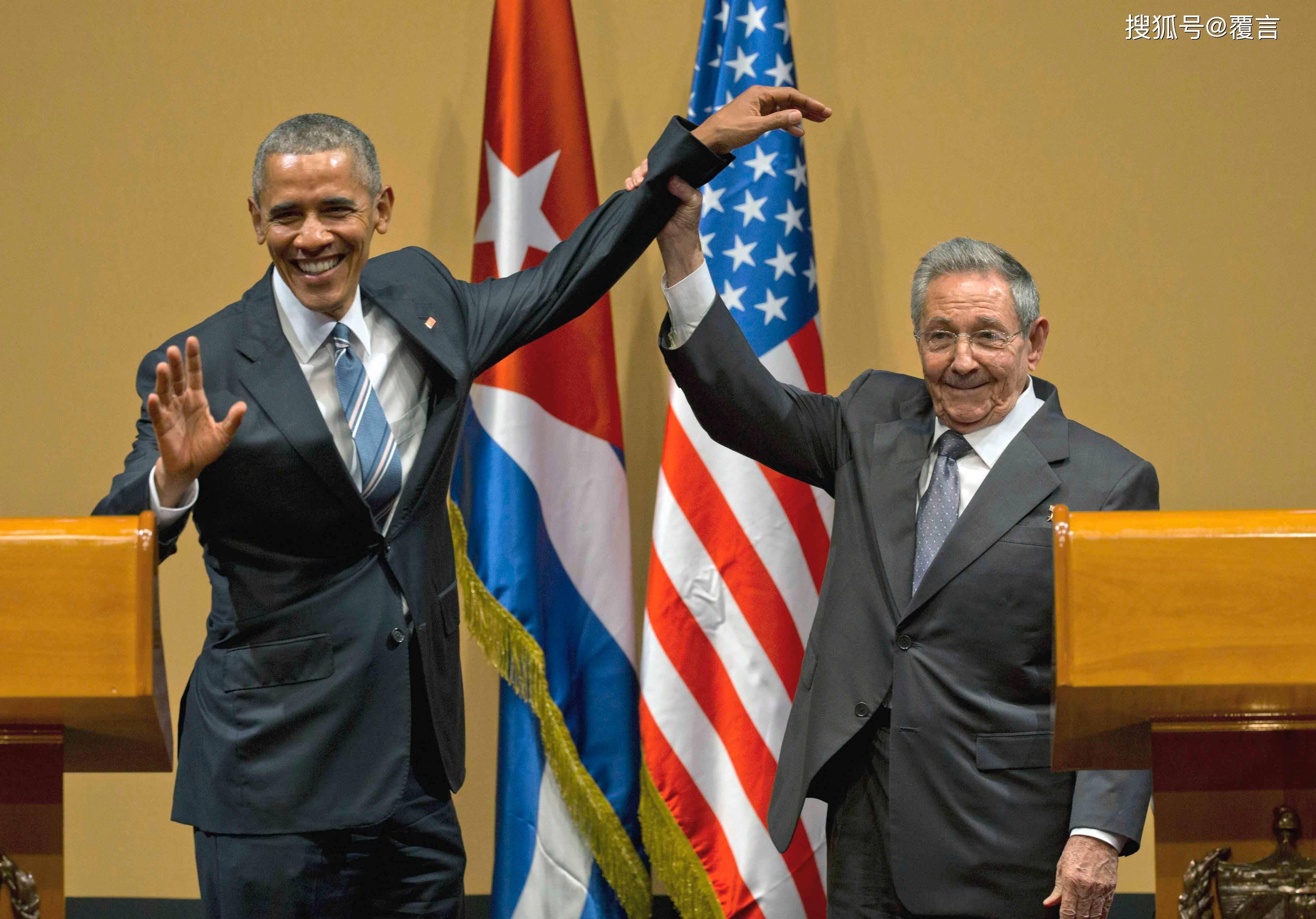 古巴对华人的态度 中国拒绝5个国家建交