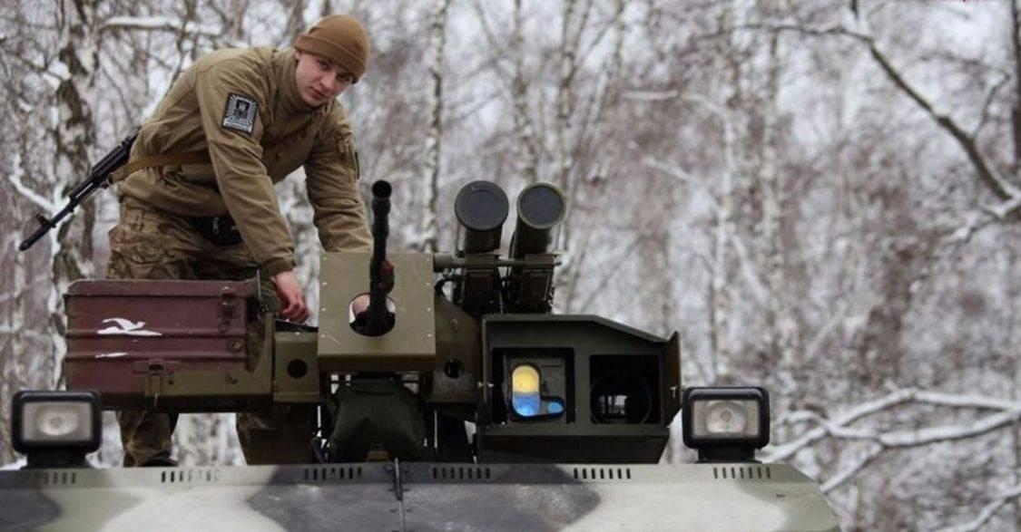 所以Spartan越野装甲车在疆场上