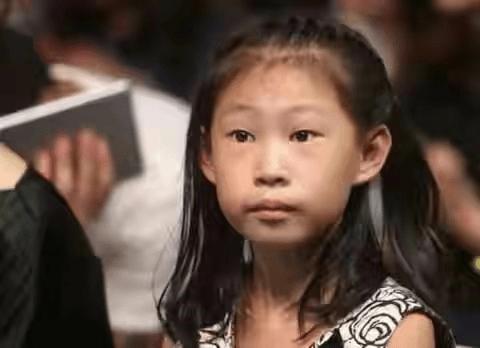 """小沈阳女儿""""整容式""""长大,曾经因丑遭网暴,长大后神似韩国女星"""
