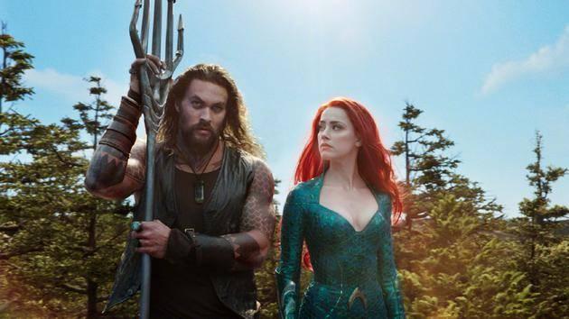 艾梅柏·希尔德透露《海王2》将开拍 晒红发造型美艳动人