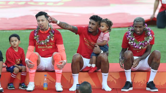 上海传媒:恒大凭借6大入籍+主场优势,成为赢得超级联赛的最大宠儿