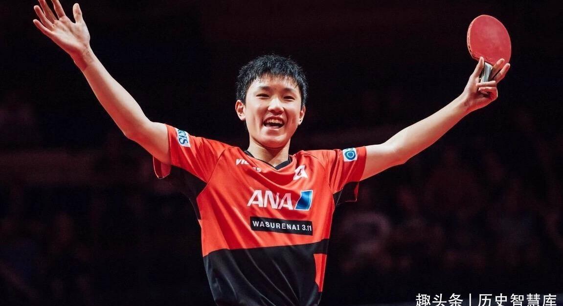 乒乓球天才入日籍,公开感谢父亲放弃原国籍,扬言以打败中国为荣