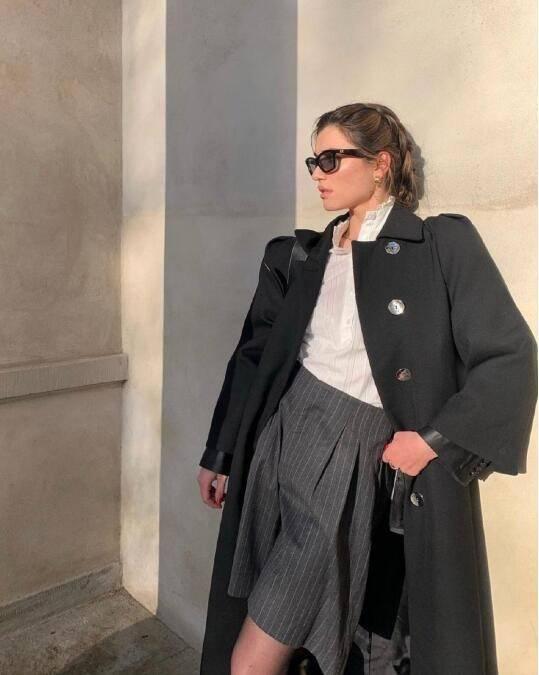 原创             最会穿的牙医?哥本哈根时尚博主Lida日常穿搭