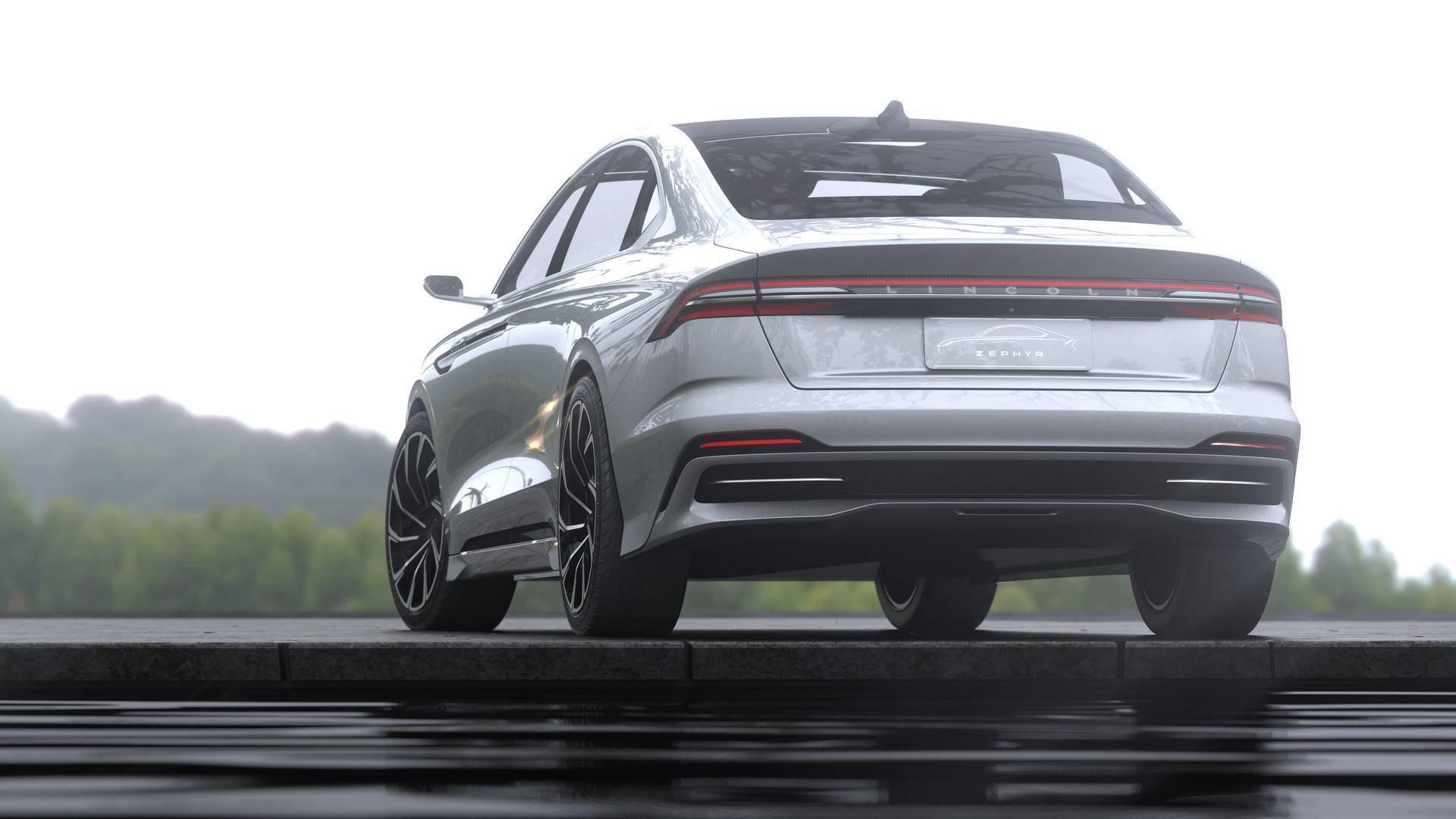 从Zephyr Reflection量产概念车,或许能窥探林肯的未来
