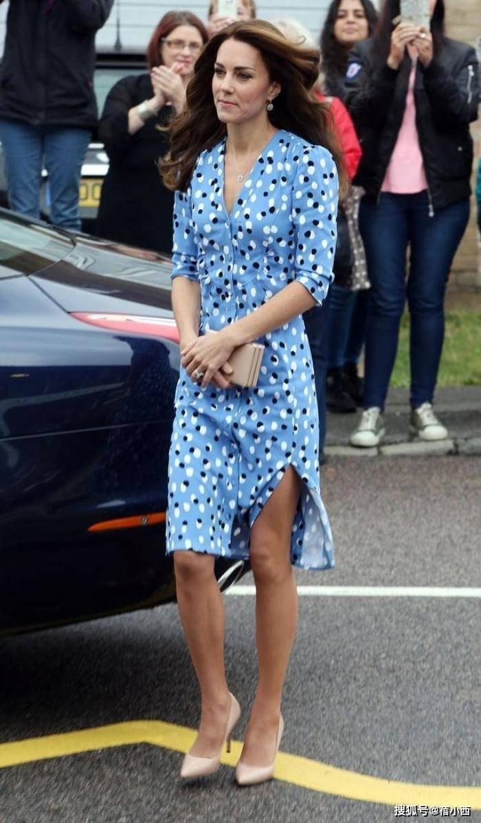 """原创             连衣裙如何穿出高级优雅感?""""凯特王妃""""的私服穿搭,告诉你答案"""