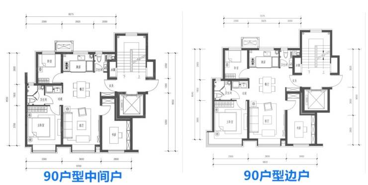 翡翠山晓即将加推三期 新增131平四居户型