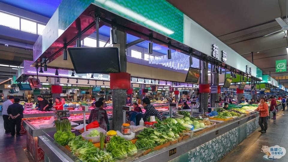 """原创             宁波最""""高大上""""的菜场,花千万按五星级标准改造,成网红打卡地"""