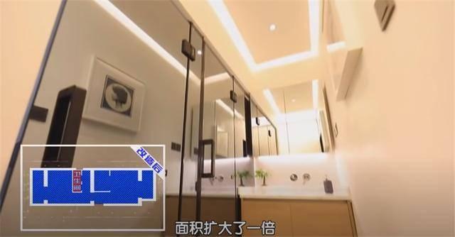 一家四口蜗居北京35㎡半地下房,终日无光,洗菜做饭全在卫生间?  第17张
