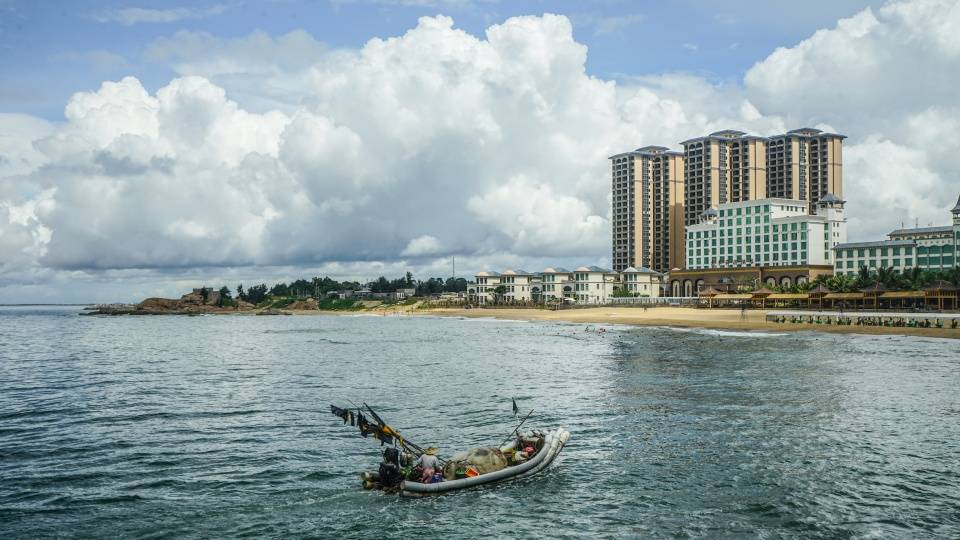 依山傍海,名胜古迹众多的惠来县,境内最著名的三个景点一直免费
