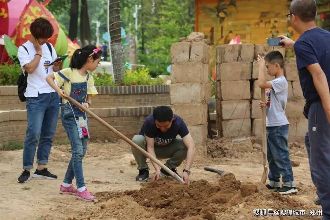 """""""五一""""陕州地坑院免票福利、精彩演艺......统统都在这篇推送里,请收好!"""