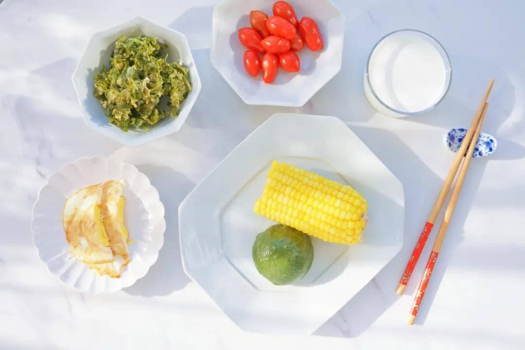 一周营养早餐又来喽!每天1条营养知识必须get起来!