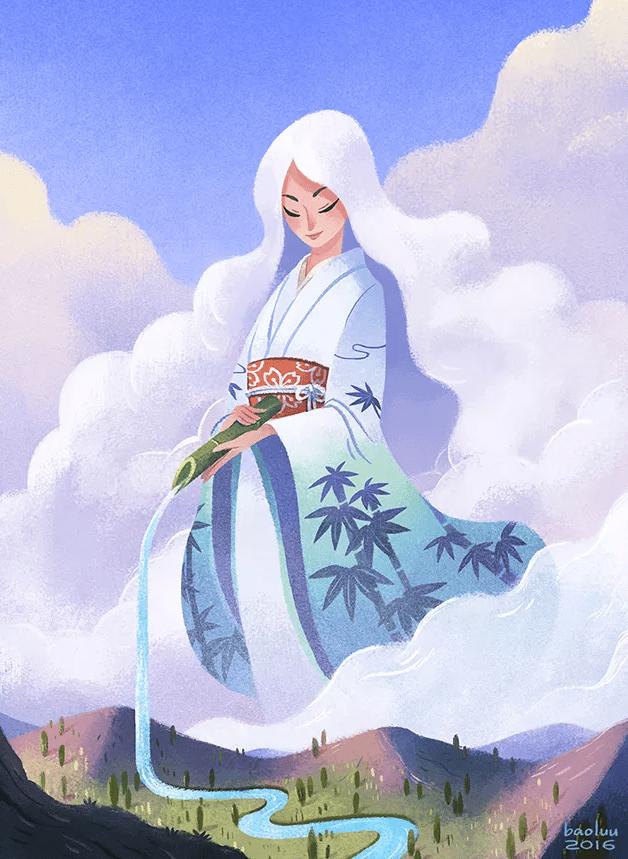 神叨酱塔罗:水瓶座五月运,遇聊得来条件棒的桃花,财运有贵人  第1张