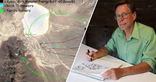 美国物理学家鲍勃拉扎解释UFO飞行原理内部空间如何扭曲空间  第1张