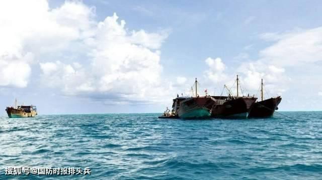 菲律宾此时在南海强硬,为换届做准备?动我南海,也要问问中国海军_美国军舰