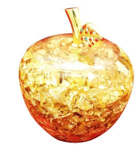 心理测试:哪一个金苹果是真的?测试一生中有多少人暗恋过你