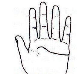 """秘传手相古相法精解:手相""""感情线""""、详细图文解析、值得收藏!  第20张"""