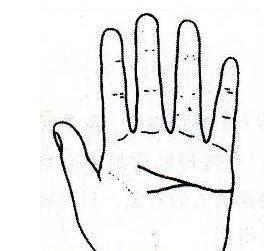 """秘传手相古相法精解:手相""""感情线""""、详细图文解析、值得收藏!  第36张"""