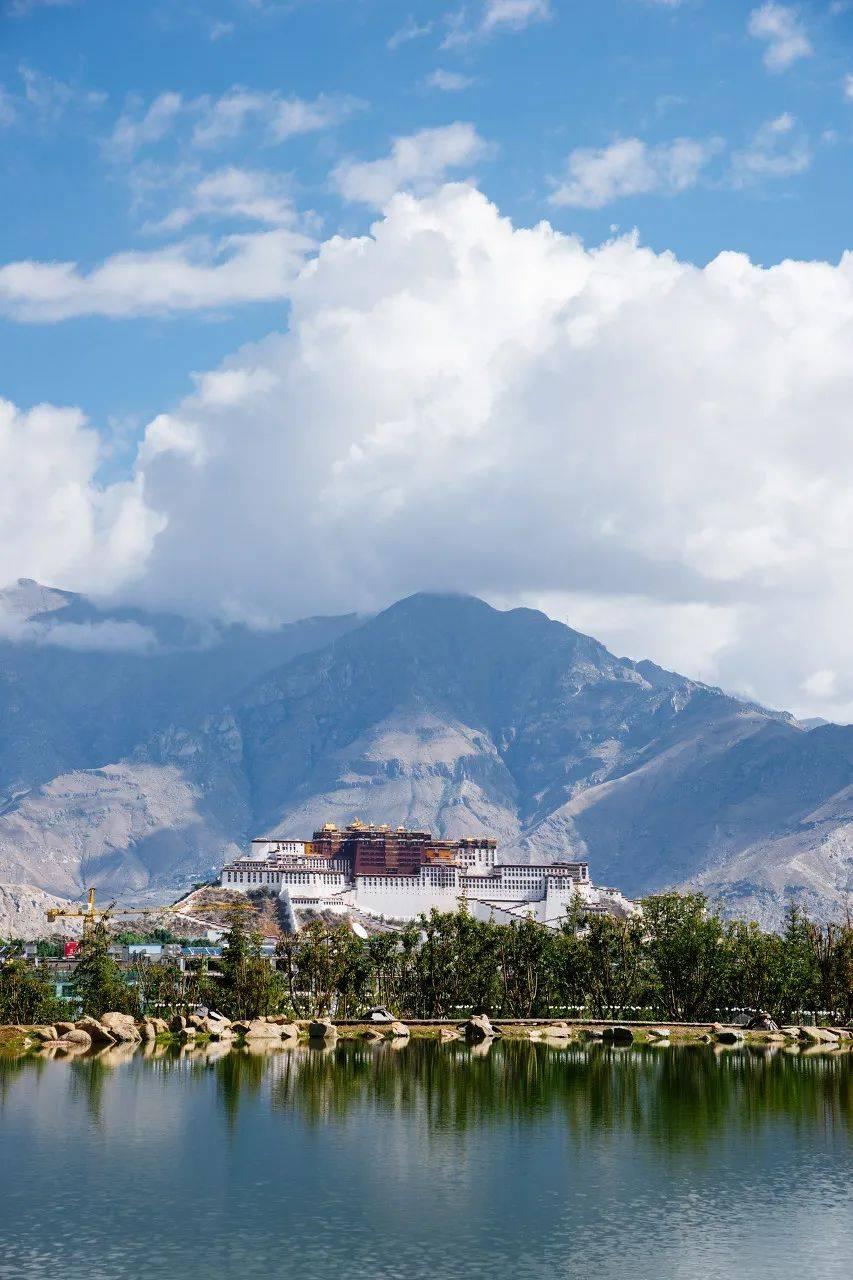 """去过西藏这5个地方,才知道什么是""""人间天堂""""!"""