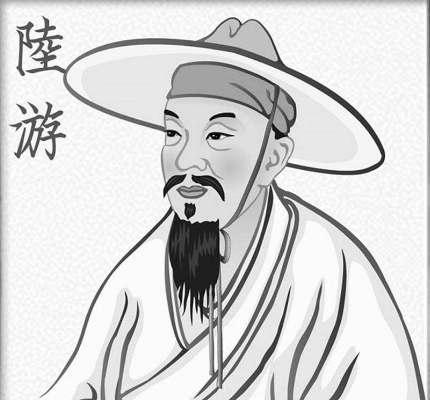 """爱国诗人陆游的晚年代表作,虽都在""""梦""""中,却荡气回肠!"""