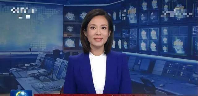 《新闻联播》新主播宝晓峰不戴假发更自然她会取代欧阳夏丹吗