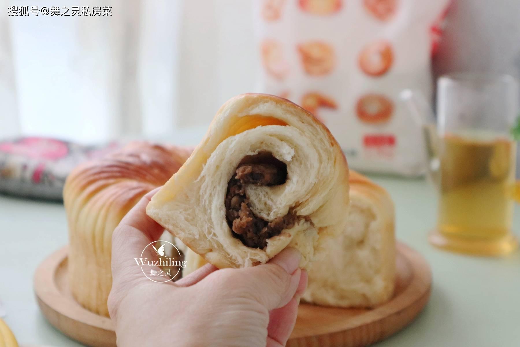 帮妈妈绕过毛线球,学欧冠买球网站做毛线球面包,松软好吃
