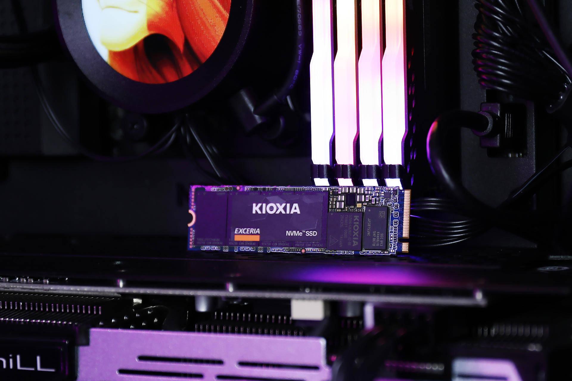 兼具性价比与性能的固态硬盘,铠侠RC10 SSD评测
