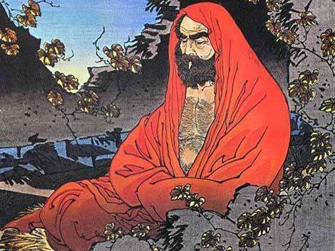 历史上的达摩是怎样的?他没有建少林寺也不会武功,最后死因成谜