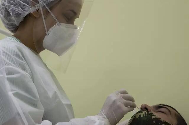 """巴西已检出110种变异毒株 巴西要进入病毒的""""变异潮""""?"""