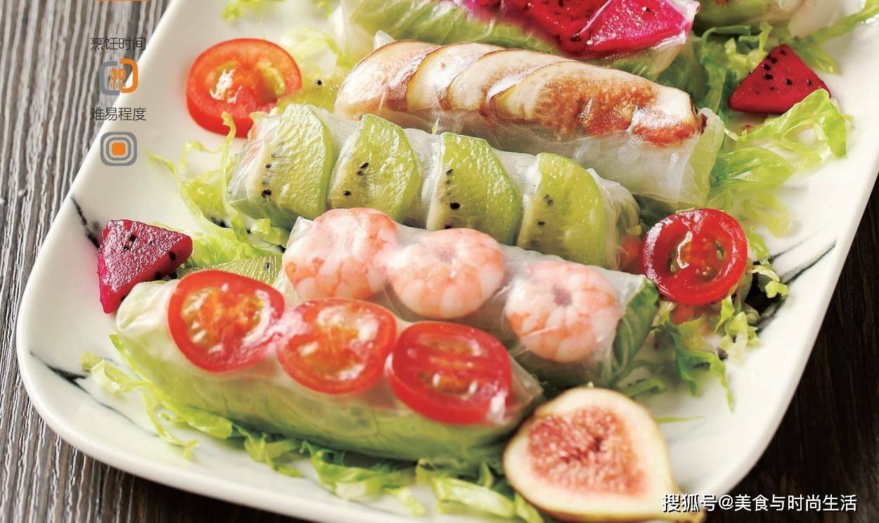 食材_越南春卷皮窍门(越南春卷的做法大全窍门)