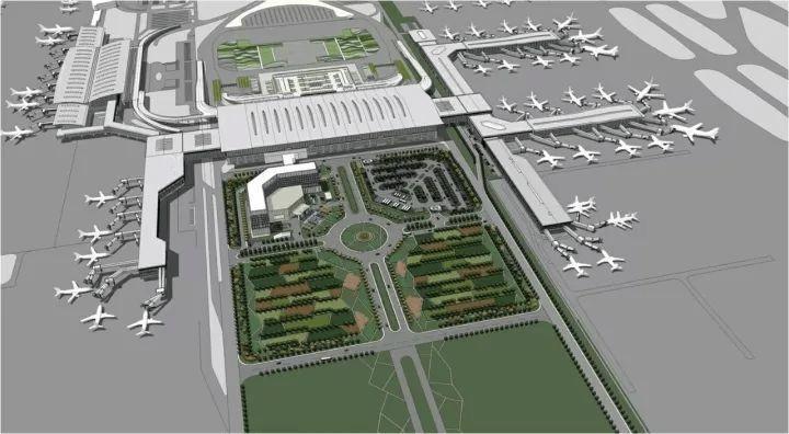 山西投资14.3亿建设新机场,未来或落户桑园梁村,当地真的有福了