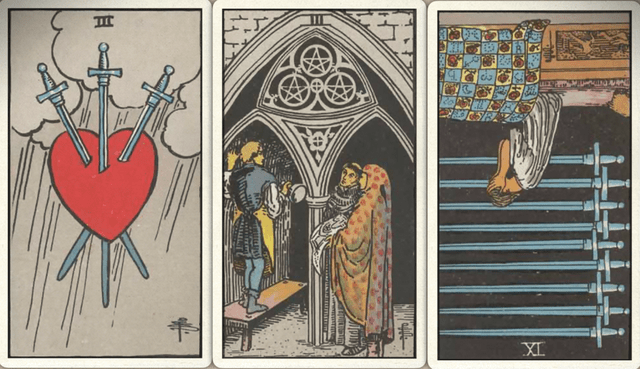 神叨酱塔罗,白羊座六月运势:感情进入新阶段,工作遇领导赏识  第6张