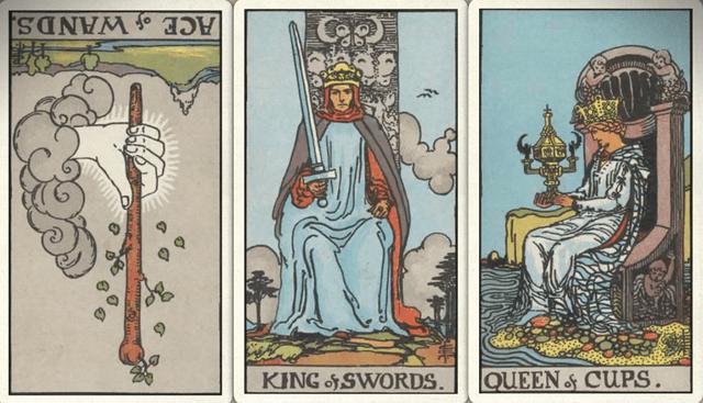 神叨酱塔罗,白羊座六月运势:感情进入新阶段,工作遇领导赏识  第4张