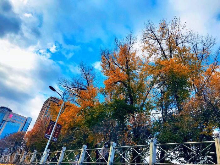 吉林延边首府:以美食著称的延吉,还有一座人民公园值得一游!