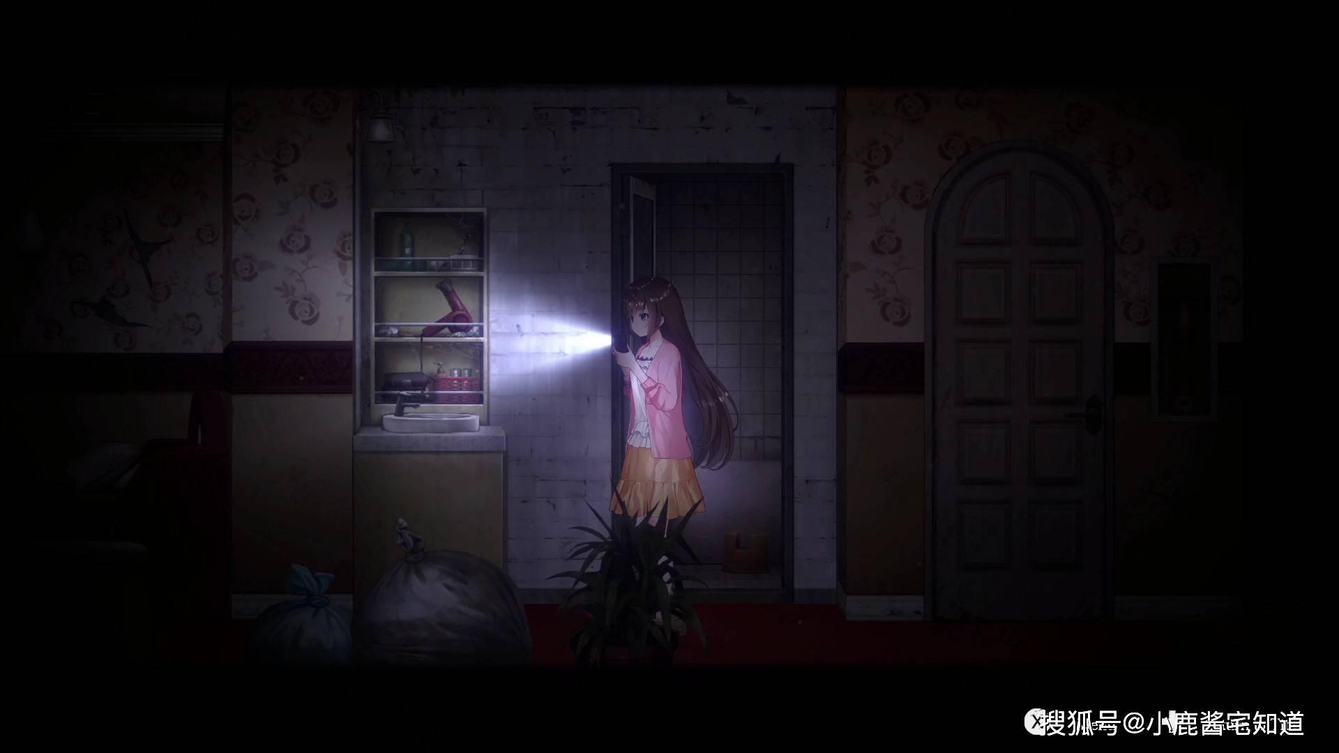 恐怖游戏实况直播紫界 在逃生游戏里疯狂开黑店