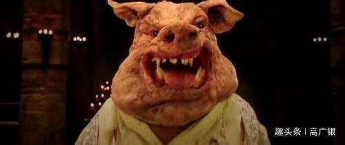 豬八戒的本來面目,為什么只有周星馳拍對了