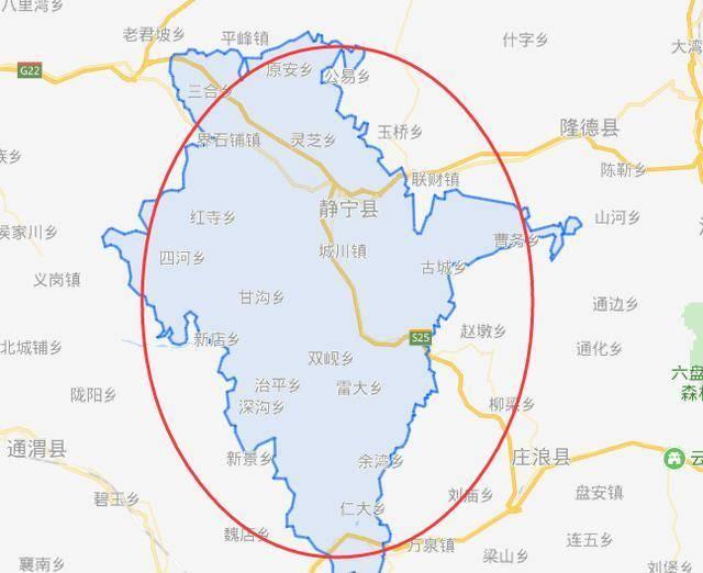 静宁县人口_甘肃平凉静宁县地震灾情速报