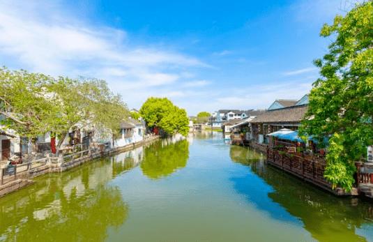 """中国唯一拥有世界遗产的古镇,被誉为""""东方威尼斯"""",是你家乡吗"""
