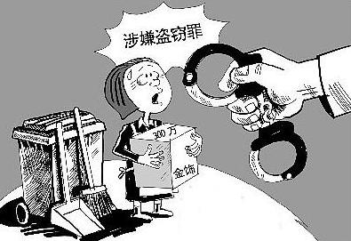 盜竊罪立案標準是什么