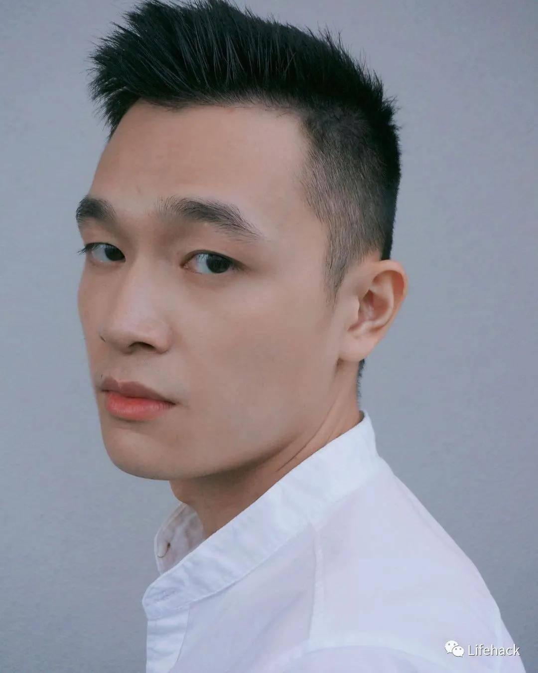 2021夏季亚洲男士发型流行趋势,太帅了