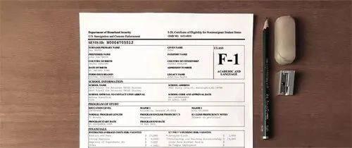 手把手教你申请最新美国F1 签证(上)-欧联美留学                                   图1